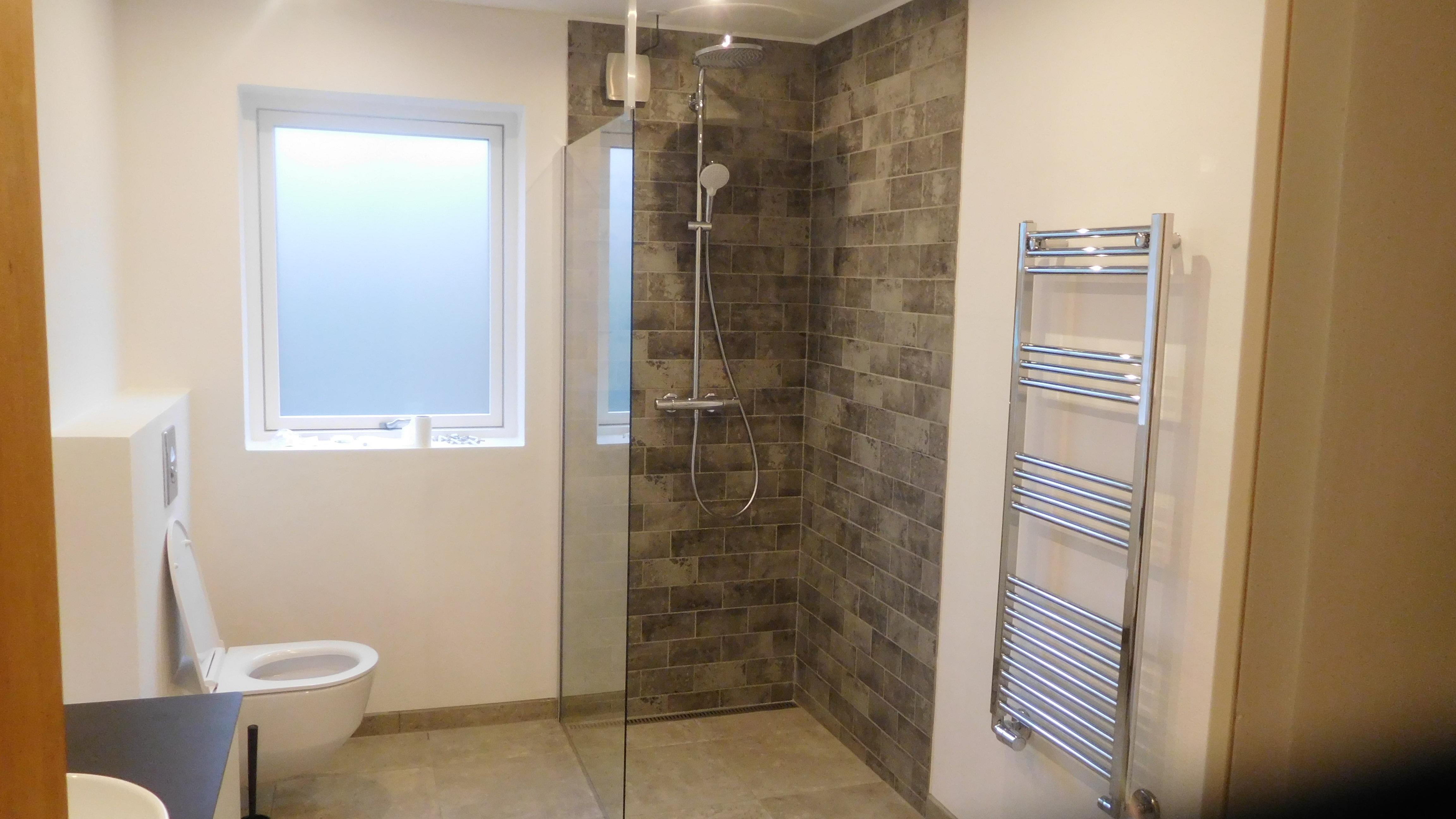renovering badeværelse