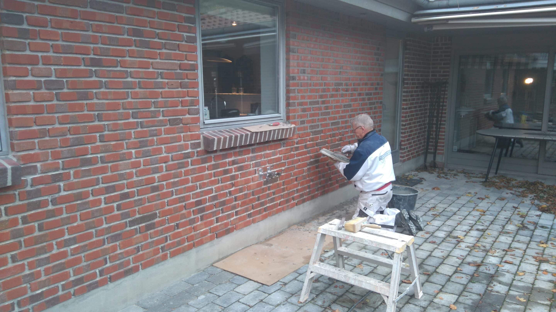 facade renovering